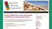 BRG Bauschutt-Recycling-GmbH Hardt